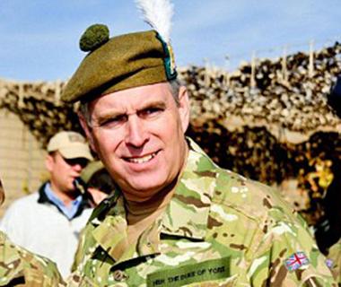 HRH The Duke of York KG, Royal Colonel