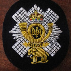 Blazer Badge for Glasgow Highlanders
