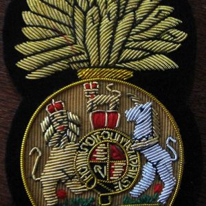 Blazer Badge for Royal Scots Fusiliers