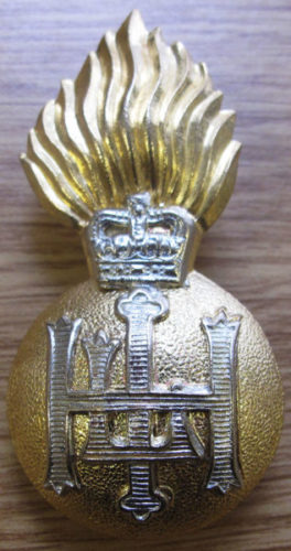 Royal Highland Fusiliers Cap Badge