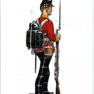 The-highland-light-infantry-private-og-the-1st-battalion-in-marching-order-1883-1888