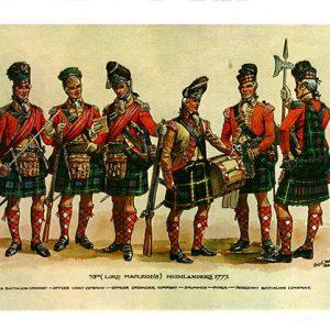 73rd Highlanders