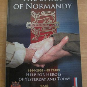 normandy book