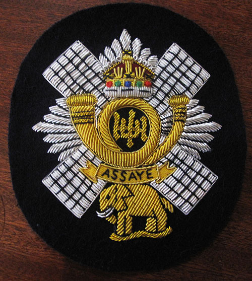 Blazer Badge for Glasgow Highlanders