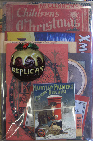 christmas replica pack