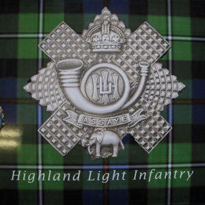 highland light infantry slate